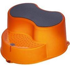 Rotho-Babydesign TOP Kinderschemel translucent orange