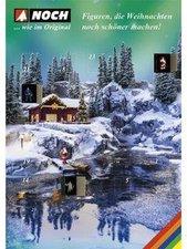 Noch (36999) Modellfiguren Adventskalender