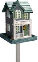 Dobar Vogelfutterhaus Welcome