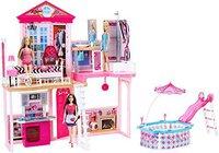 Barbie Wohnhaus mit Pool