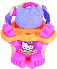 Simba Hello Kitty Eimer mit Füßen