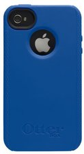 Otterbox Impact Case Blau (iPhone 4)
