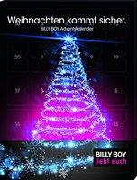 Billy Boy Adventskalender Weihnachten kommt sicher