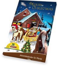 JR FARM Adventskalender für Pferde