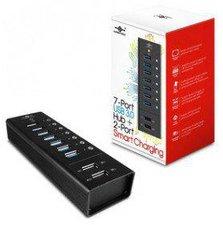 Vantec 7 Port USB 3.0 Hub (UGT-AH700U3-2C)