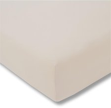 Estella Feinjersey-Spannbetttuch (6500) 90x190-100x200cm beige