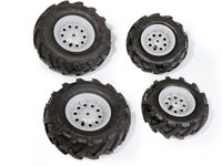 Rolly Toys rollyTrac Air Tyres (409846)