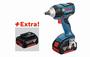 Bosch GDS 18 V-EC 250 Professional 3 x 5,0 Ah (0 615 990 HK9)