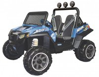 Peg Perego Polaris Ranger RZR 900 Blau