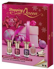 Otto Shopping Queen Nagellack Adventskalender (2016)