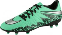 Nike Hypervenom Phelon II FG Men's green glow/hyper orange/silver metallic