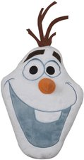 Simba Disney Frozen - Kissen Olaf figürlich 30 cm