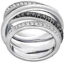 Swarovski Dynamic Ring silber