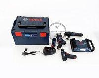 Bosch GSR 10,8-2-LI Professional 3 x 2,0 Ah + L-Boxx (0 615 990 GF0)