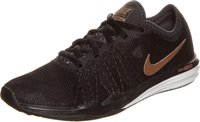 Nike Dual Fusion TR HIT Wmn black/anthracite/white/metallic red bronze