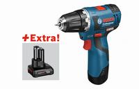 Bosch GSR 18 V-EC Professional 2 x 2,5 Ah + 1 x 4,0 Ah (0 615 990 HJ8)