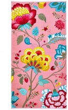 PIP Duschtuch Floral Fantasy pink (70x140cm)
