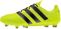 Adidas Ace 16.1 FG Men Leather solar yellow/core black/silver metallic