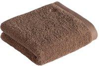 Vossen High Line Handtuch XL nut brown (60x110cm)