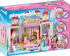 Playmobil Princess Aufklapp-Spiel-Box Königsschloss (4898)
