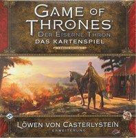 Heidelberger Spieleverlag Game of Thrones - Der Eiserne Thron 2. Edition: Löwen von Casterlystein