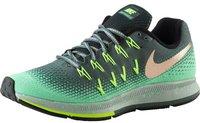 Nike Air Zoom Pegasus 33 Wmns hasta/metallic red bronze/green glow