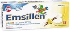 Emser Emsillen Kinder-Halstabletten (20 Stk.)