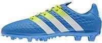Adidas Ace 16.3 FG J shock blue/semi solar slime/white (AF5156)