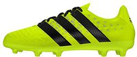 Adidas Ace 16.3 FG J  solar yellow/core black/silver metallic