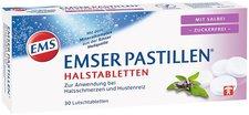 Emser Emser Pastillen mit Salbei zuckerfrei Halstabletten (30 Stk.)