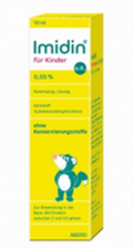 Aristo Pharma Imidin Kinder o.K. 0,05 % Nasenspray (10 ml)