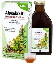 Salus Alpenkraft Bronchial-Husten-Sirup (500 ml)