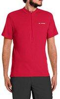 Vaude Men's Brand Tec Shirt indian red