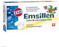 Emser Emsillen Kinder-Halstabletten (6 Stk.)