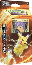 Pokemon XY12 Evolution Themendeck deutsch sortiert