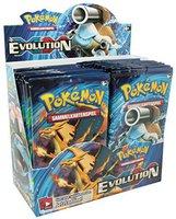 Pokemon XY12 Evolution Booster Display 36 Stück deutsch