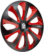 Sparco SP1475BKRDC (14 Zoll)