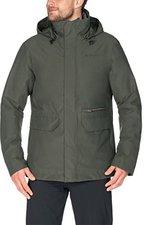 Vaude Men's Ovieda 3in1 Jacket olive