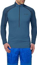 Vaude Men's La Luette Shirt washed blue