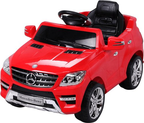 neu actionbikes kinder elektroauto mercedes ml 350. Black Bedroom Furniture Sets. Home Design Ideas