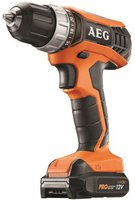 AEG Power Tools BS 12 G3 12V (2 x 1,5 Ah Li-Ion)