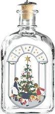 Holmegaard Weihnachtsflasche 2016