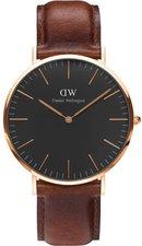 Daniel Wellington Classic Black St Mawes (DW00100124)