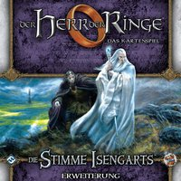 Heidelberger Spieleverlag Der Herr der Ringe LCG : Die Stimme Isengarts