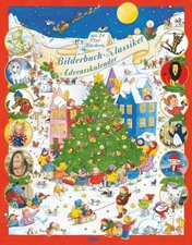 Carlsen Pixi Bilderbuch-Klassiker Adventskalender (2016)