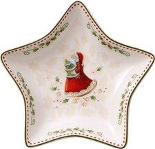 Villeroy & Boch Winter Bakery Delight Sternschale klein Santa 13 cm