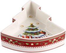 Villeroy & Boch Winter Bakery Decoration Schälchen Weihnachtsbaum 13 x 11 x 3 cm