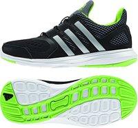 Adidas Hyperfast 2.0 K core black/matte silver/semi solar green (AQ3881)