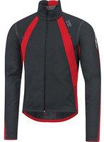 Gore Oxygen Gore Windstopper Jacket (JWSOXY) black / red