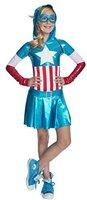 Rubies Marvel Captain America Kinderkostüm (610231)